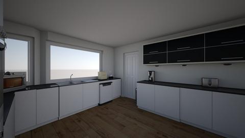 181020 kich2b - Kitchen  - by SEDE