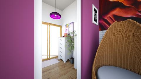 Bedroom - Modern - Bedroom  - by Zainab Tehreem