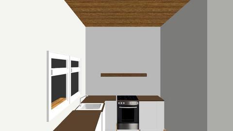Fiji Tiny Home  - Kitchen - by LitiaE