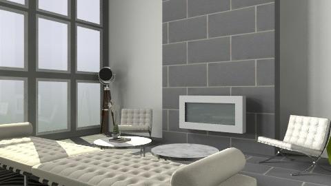 Mod Living - Modern - Living room - by shotzydog