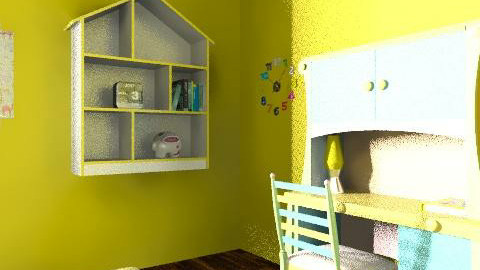 kiddom - Minimal - Kids room  - by chic1