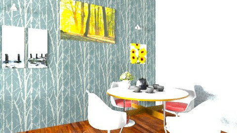 Apartment - Retro - Bedroom  - by KatherineL