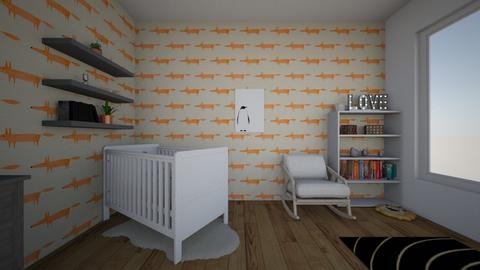 Nursery - Modern - Kids room - by lydiag123