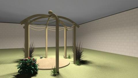 Jardin - Minimal - Garden  - by Elvina CHAPOT