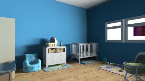 my baby room - Modern - Kids room  - by sydneysky