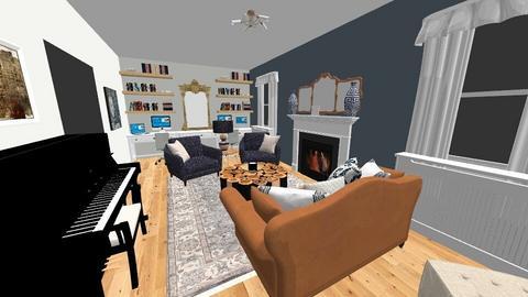Living room - Living room  - by alliecat614