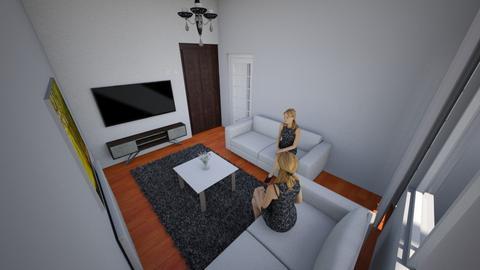 adadada - Living room  - by filozof