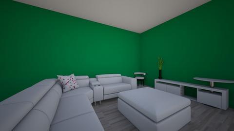 work - Living room  - by Mak1235