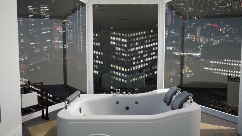 bad - Bathroom - by Monse Bernal