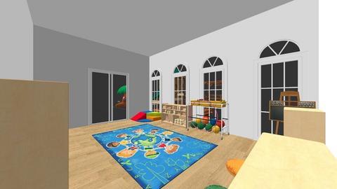 preschool - Kids room - by emmalou2002