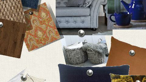 Ban Styled Living Room - by Roxanne Shelby