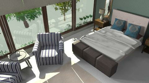 guest room 1 ici block b7 - Country - Bedroom  - by mehar
