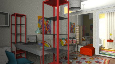 ikea concept - Eclectic - by chania