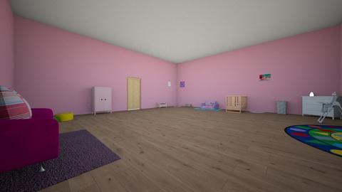 Kids room ms bernel - Kids room - by millerleah12