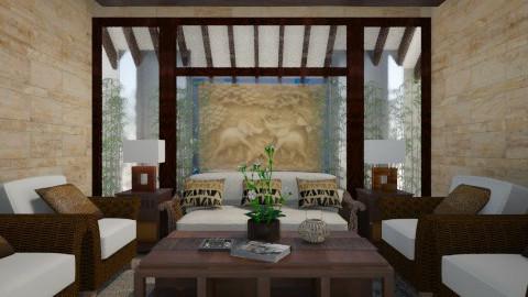 living room - by tiffanynichole