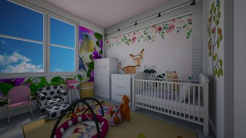 win2 - Kids room  - by  win19