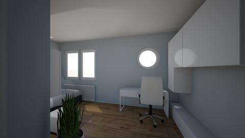 SS - Bedroom  - by artekadonis2