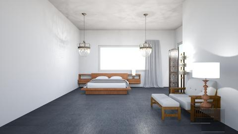 palm springs bed - Modern - Bedroom  - by rcrites457
