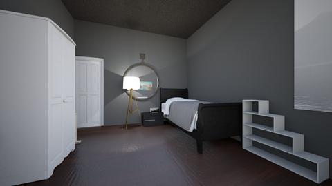 Minimalis bed room 1 - Minimal - Bedroom  - by endriputaaa