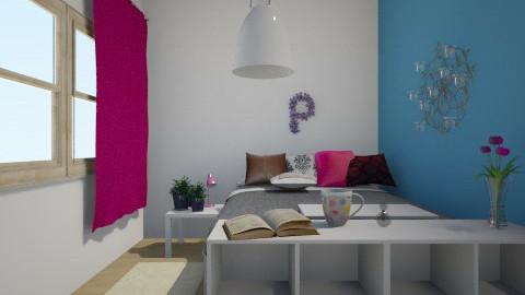 uzk - Bedroom - by Kataszabo
