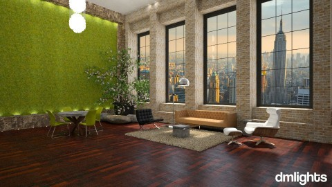 testII - Living room - by DMLights-user-997247