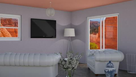 tv room - by Cacti Queen
