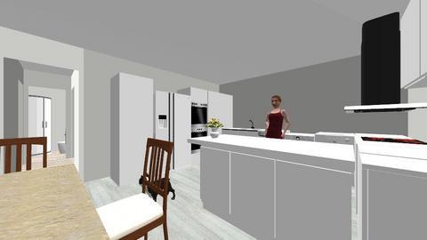 test2 - Kitchen  - by ansuace