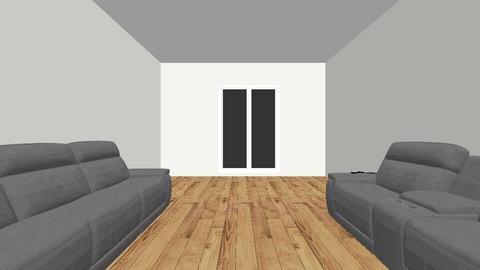 Mukarov obyvak - Living room  - by pavelmadr
