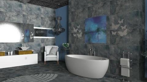 Majestic - Glamour - Bathroom  - by Iren89