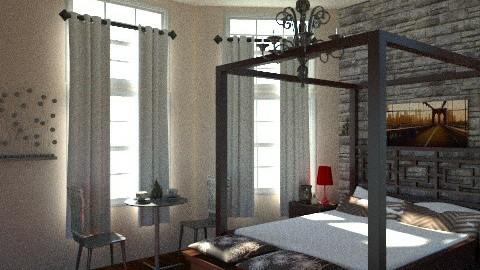 royal room - Vintage - Bedroom  - by h0304316