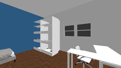 MOETTO07 - Bedroom  - by Mo Bertuzzi