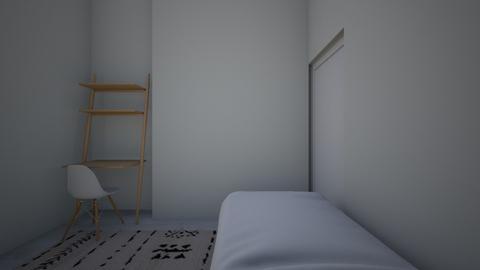 Talya - Bedroom  - by erlichroni