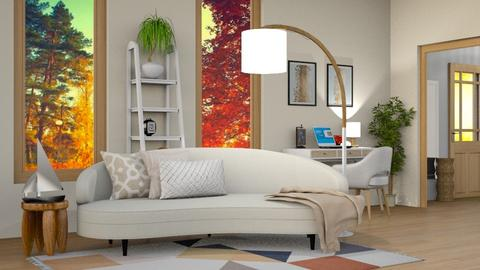 Floor Lamp - Living room  - by gumball13
