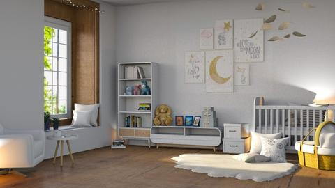 Nursery_Chichi - Kids room  - by ChichiAsr