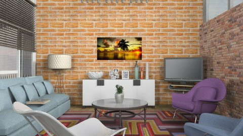 Urban living - Eclectic - Living room  - by milyca8