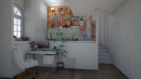 Remixed This - Modern - Bedroom  - by SaraL4472