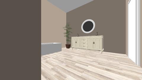 Workable Bathroom - Bathroom  - by Anja03