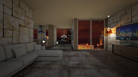 Confort - Living room  - by rosanebpf