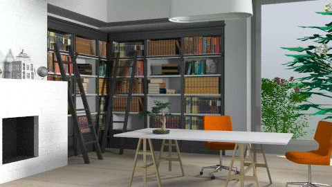 Office for Creative - Modern - Office - by 3rdfloor