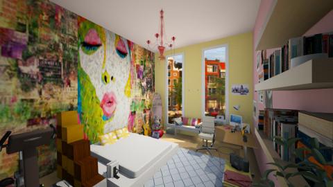 CC Woonschrift.nl - Bedroom - by Polevik Evgenia