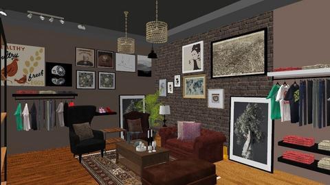 Gallery Cafe 4 - Modern - by Ejad Shukri