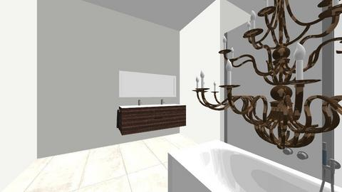 masterbathroom - Modern - Bathroom  - by populapayton20