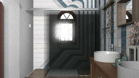 Bathroom1 - Eclectic - Bathroom  - by ragazza28