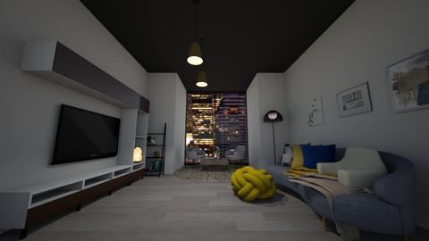 city view - Living room  - by DargisD120