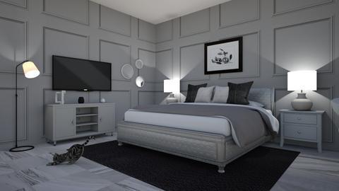 camera da letto - Bedroom  - by elisawww