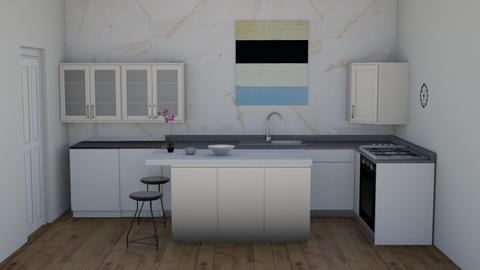 Norbosas room  - Modern - Kitchen  - by waffledoghaha