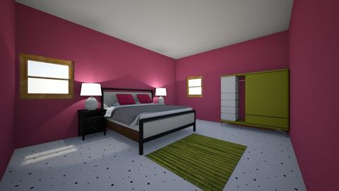 Dragon Fruit   - Bedroom  - by 1014583