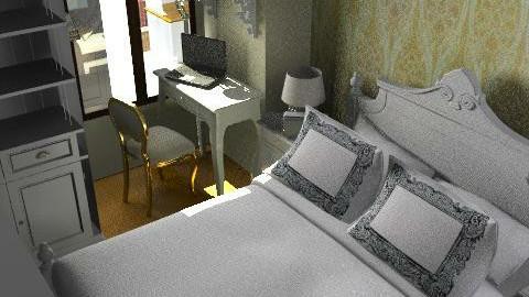 ้off_bb1 - Country - Bedroom  - by jananyap