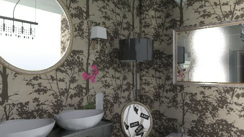 butiqe234 - Eclectic - Bathroom  - by mannu