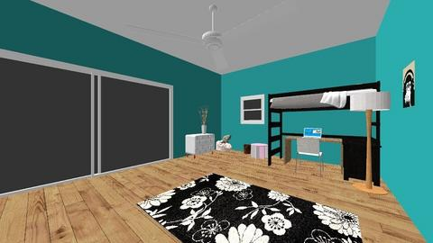 The basic room - Classic - Bedroom  - by Itsavannah